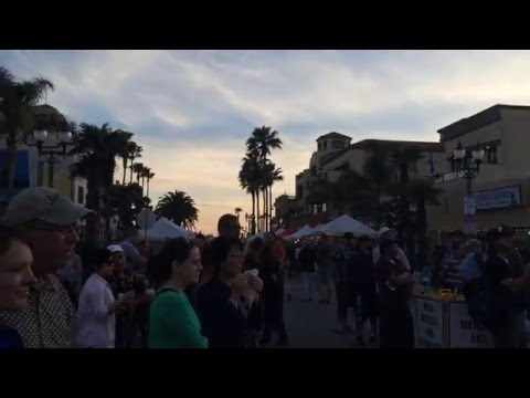 Huntington Beach, California, Spring Break 2014