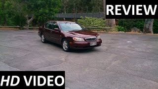 1999 Nissan Maxima ST Review