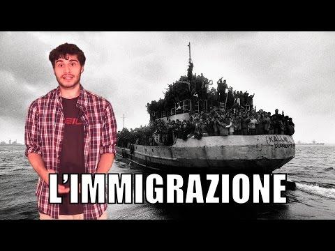 L'immigrazione in breve
