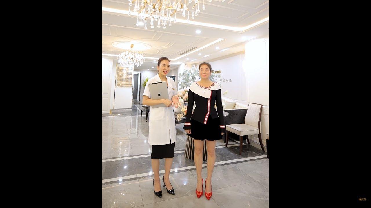 GIẢM BÉO 15KG mua liền 40 chiếc váy body khoe eo con kiến! – VIỆN THẨM MỸ KOREA 100 TRIỆU VIỆT VƯƠNG