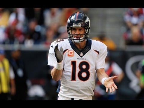 Peyton Manning, Denver Broncos 2013, Twitter Q & A!