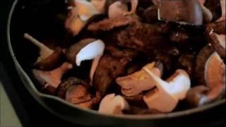 Kiwi Cook - Spicy Venison Ragout