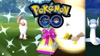 Besser als erwartet: Garantierte Geschenke, krasse Event-Spawns | Pokémon GO Deutsch #1129