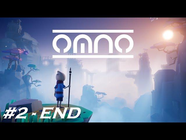Omno [Walkthrough Part 2/2] [Ending] - Gameplay PC