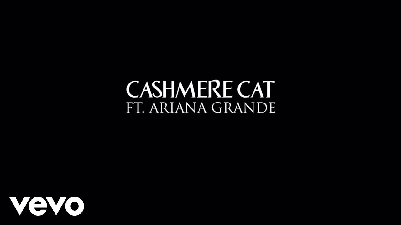 Cashmere Cat - Adore (Audio) ft. Ariana Grande - YouTube