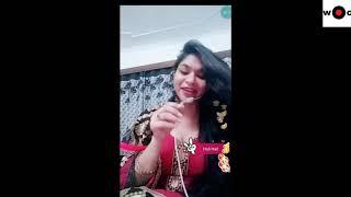 Hot Indian Girl Celebrating Holi In Bigo Live Show | Bigo Live Hot Video Full HD