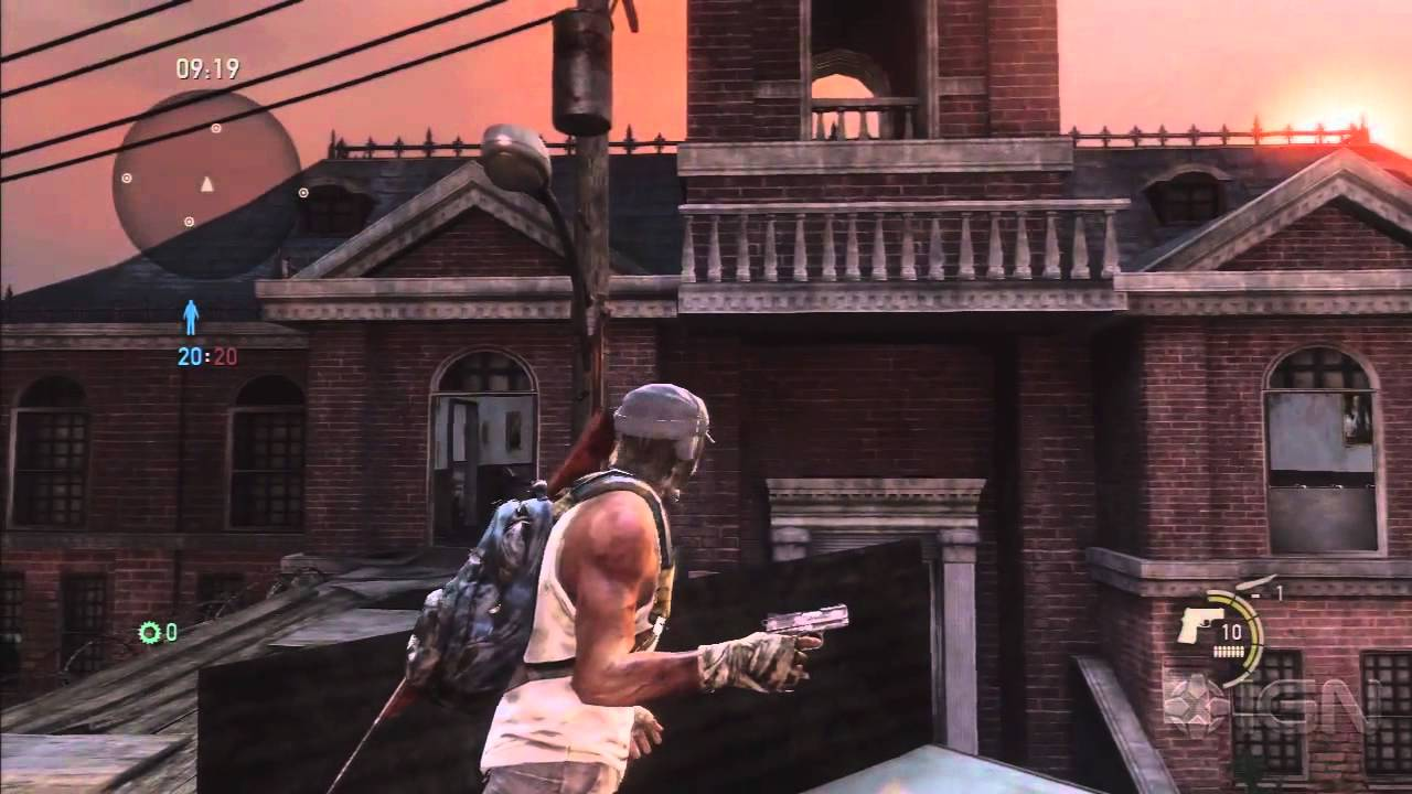 The Last of Us Welcome to Bills Town YouTube
