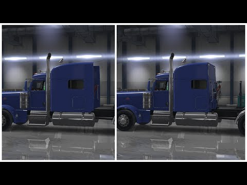 how to remove parts from truck and make them an accesory with the scs blender tool