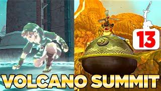 Volcano Summit - Skyward Sword HD 100% Walkthrough part 13