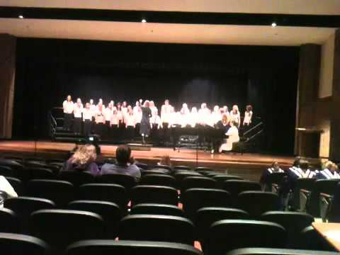 Caro Middle School Choir