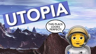Learn English Words - UTOPIA - Meaning, Vocabulary Lesson with Pictures and Examples