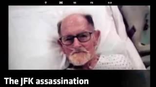 Eu fiz parte de uma equipe treinada para assassinar John Kennedy'