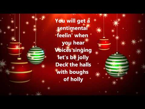 Brenda Lee - Rockin' Around the Christmas Tree (Lyrics)