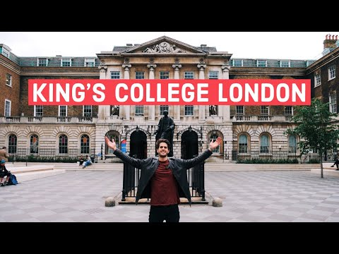 A Day in the Life of a London Medical Student (KCL)