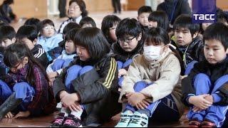 В Японии впервые прошли учения для населения на случай удара ракет КНДР