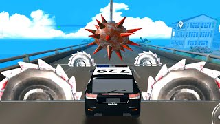 DEADLY RACE #13 POLICE CAR Speed Challenge 3d Gameplay Android IOS