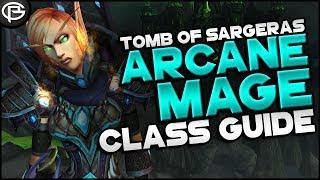 7.2.5 Basic Guides // Mage - Arcane