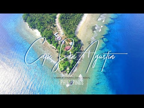 Cape San Agustin // travel diary 🍃