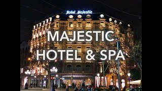Majestic Hotel & Spa - video review of one of Barcelona's well established five star hotels