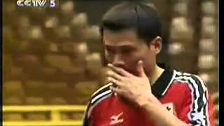 2002 World Cup Johnny Huang VS Chiang Peng Lung