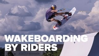 Вейкборд на RIDERS (Wakeboarding by RIDERS)