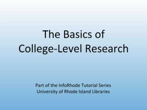 writing a college level research paper Writing a research paper will take you only 2 writing a college research paper of a stellar quality level at a college, or university essays research papers.