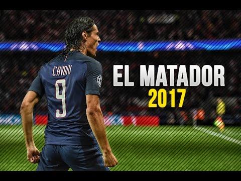 Edinson Cavani ● El Matador ● 2016/2017 HD