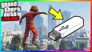 TROLL MOD MENU SUR PS4 ! IL RAGE ! (GTA 5)