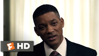 Concussion (2015) - The Gift of Knowing Scene (10/10) | Movieclips