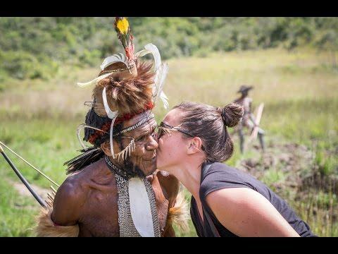 Wah, wah, wah! Dani tribe, Papua