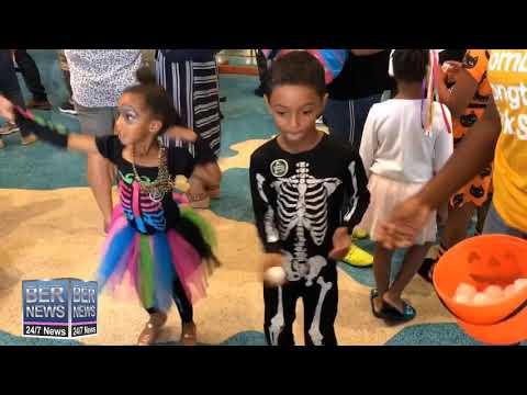 BUEI Children's Halloween Party, October 26 2019