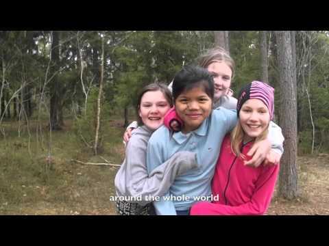 The Åland Islands - around the whole world, Schoolovision 2016