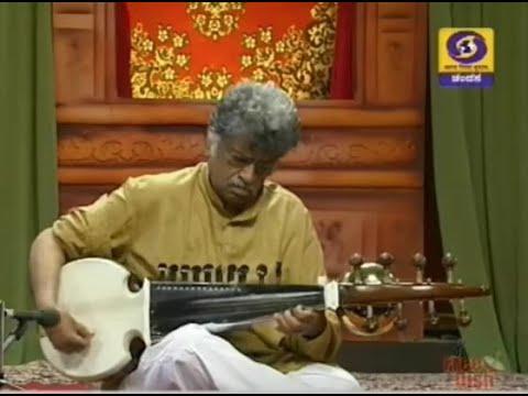 Sarod  Instrumental Recital by Rajeev Taranath
