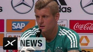 Trainer-Beben bei Spanien: Das sagt Toni Kroos | DFB-Team | Spanien | WM 2018 | SPOX