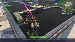Fornite battle royale Fly Explosive New mode!!