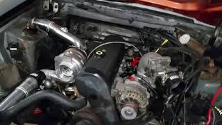 85 mustang svo fender exit exhaust