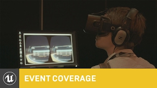 Epic Games and Wellcome Trust Reveal $20,000 Big Data VR Challenge Winner