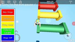 (Updated) Roblox Gameplay   Denis Obby   1  
