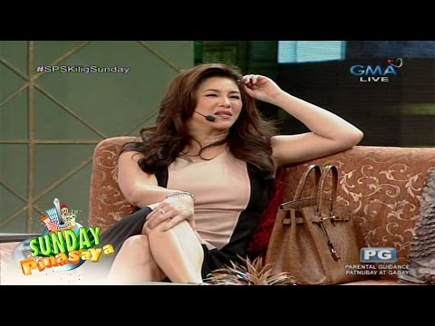 Sunday PinaSaya: Yayey's new employer