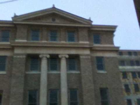 Haunted Nueces County Courthouse