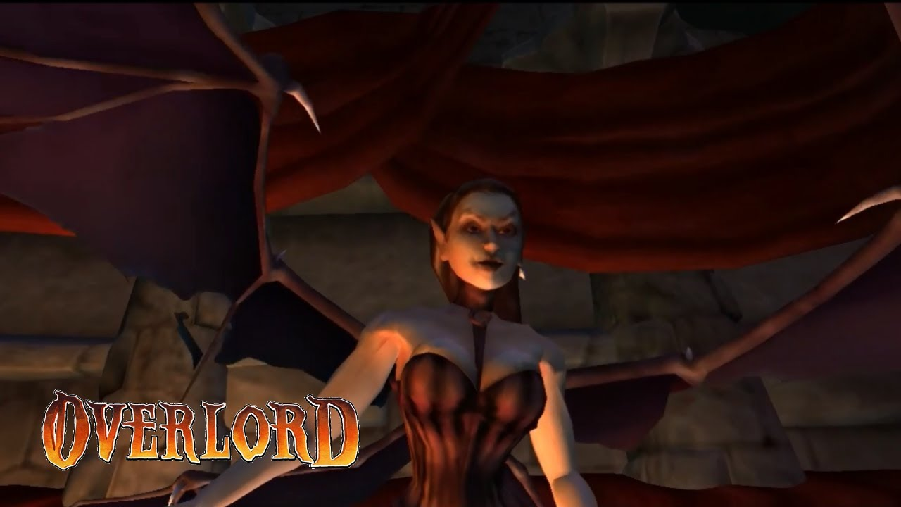 Succubus Queen - Overlord : Bossfight - YouTube