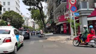 Nhà thờ Huyện Sĩ District 1, Ho Chi Minh City