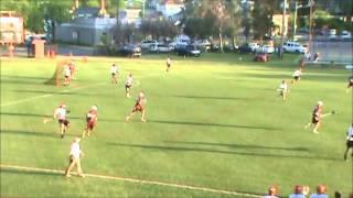#2 Evan Morris - James Monroe HS Lacrosse Class of 2014 - 6