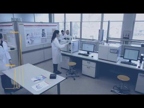 Thermo Scientific FlashSmart EA. A Single CHNS/O, NC, N/Protein Analyzer Handling All Applications