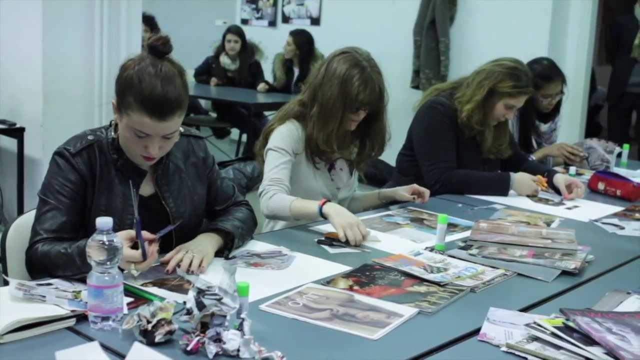 Open lab accademia del lusso milano youtube for Accademie di moda milano