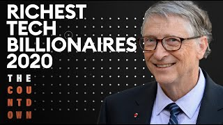 Gambar cover The Richest Billionaires In Tech 2020 | The Countdown | Forbes