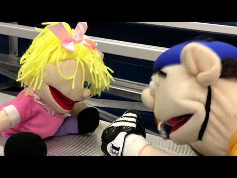 SML Parody: Jeffy's New Friend!