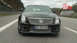 2010 Geigercars Cadillac CTS-V Videos