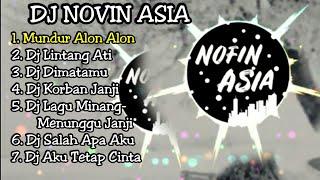 DJ Novin Asia Mudur Alon Alon   Novin Asia Lintang Ati