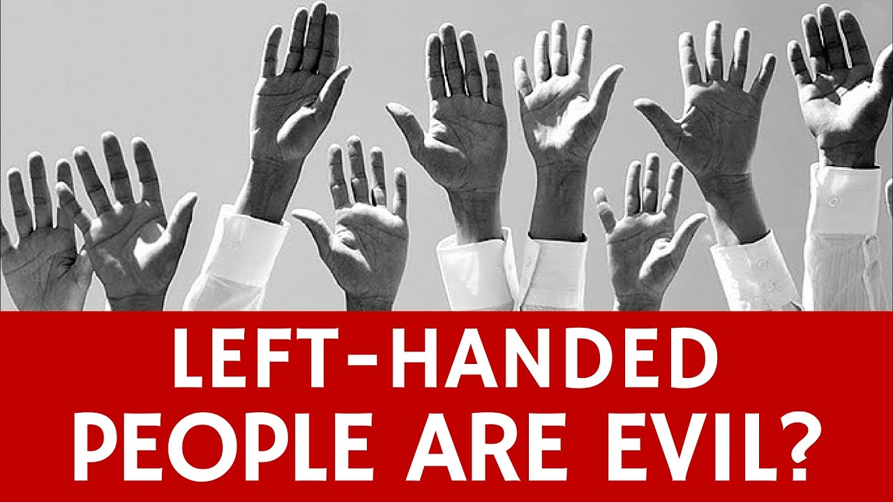 left handed people But it was only in the last few decades that being left-handed ceased to be a real problem for many people, and instead became something that could be celebrated.